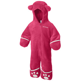 Columbia Foxy Baby II Bunting Fleece Suits Toddlers Punch Pink